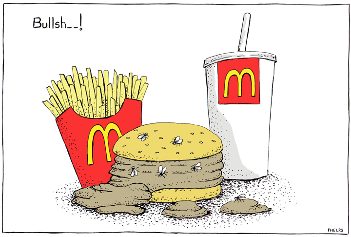"""McDonald's Canada CEO calls foreign worker controversy """"bullshit""""."""